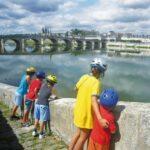 Fietsen met kinderen door Frankrijk - Loire