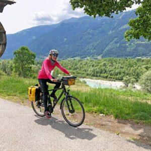 Fietsvakantie Alpe Adria Radweg Salzburg Villach