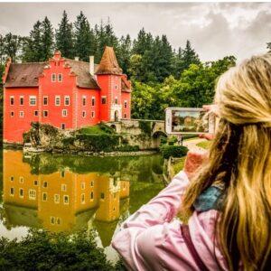 Cervena Lhota kasteel Tsjechië