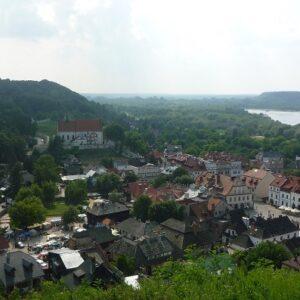 Kazimierz Dolny - Fietsen Polen langs de Wisla