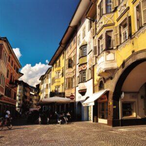 Bolzano - Fietsen Innsbruck - Bolzano