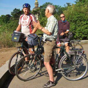 Fietstocht - City Bike Tour Praag