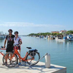 Fietsen langs de Adriatische kust - fietsen Venetië Porec