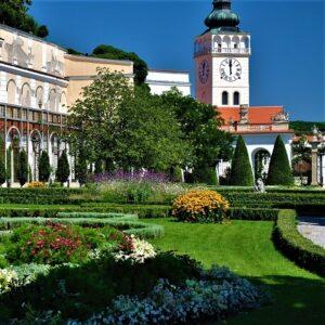 Fietsen Praag - Wenen