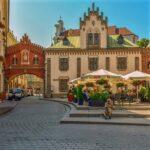 Krakau - Fietsen van Praag naar Krakau