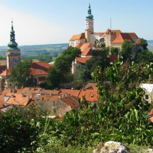 Mikulov - Zuid-Moravië - fietsvakantie