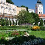 Mikulov kasteel - fietsen Praag - Wenen