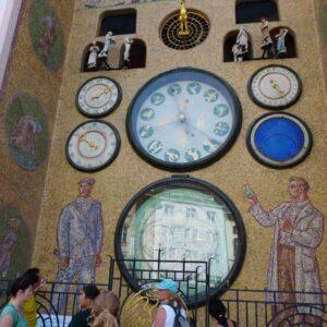 Astronomisch uurwerk van Olomouc