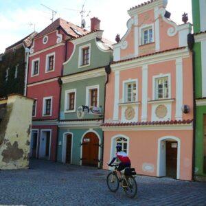 Pardubice Tsjechië fietsen