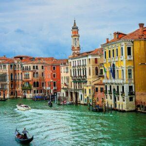 Venetië oude stad