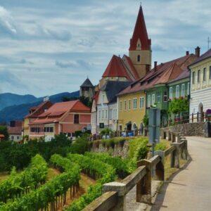 Weissenkirchen aan de Donau Oostenrijk