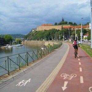 City Bike Tour omgeving Praag