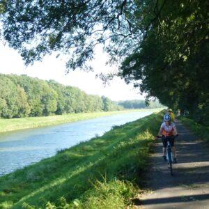 Batakanaal - UNESCO fietsvakantie Tsjechië
