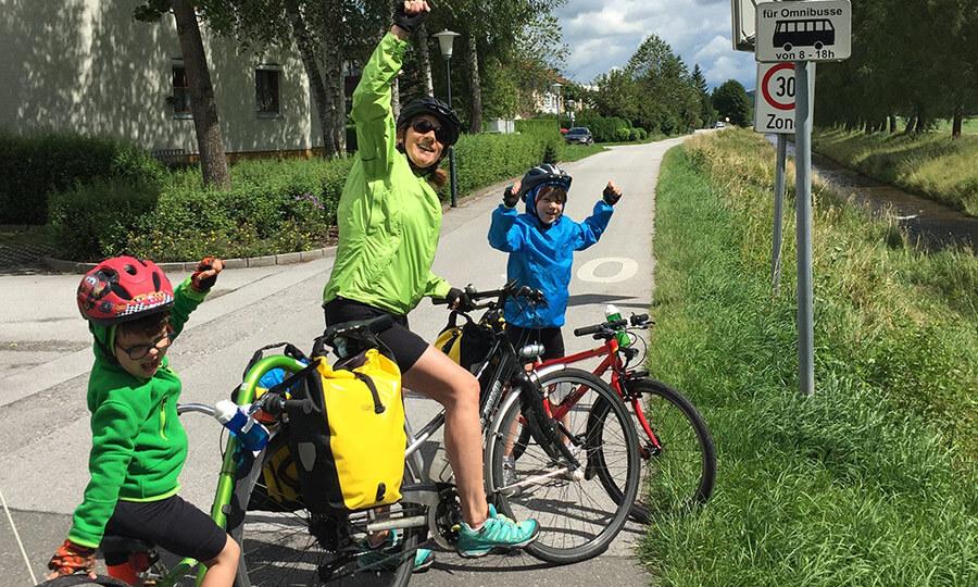 fietsvakantie met kinderen