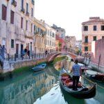 Venetië - fietsen Bolzano - Venetië