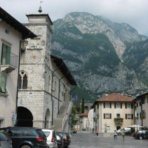 Venzone Italië