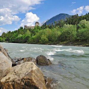rivier drau drauradweg