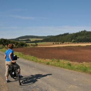 UNESCO fietsreis - fietsen door Tsjechië