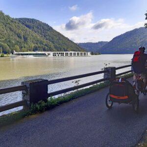 Boottocht Donau Fietsen Oostenrijk Schärding Linz