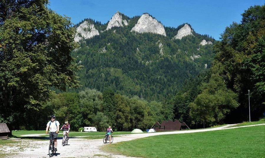 Fietsen Polen - Hoge Tatra - Dunajec