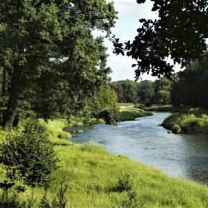 Fietsen langs de Oder Neisse