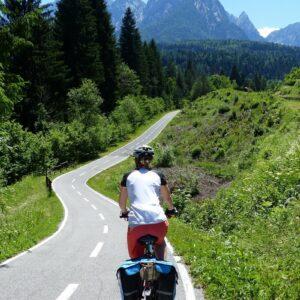 Fietsroute Slovenië Triglav
