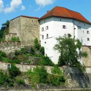 Kasteel Passau - Ruïne van Staufen