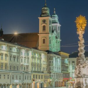 Linz - fietsvakantie met kinderen Oostenrijk