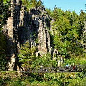 Svatosské Skaly - Eger Ohre