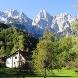 Triglav gebergte - fietsen Slovenië