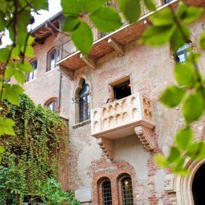 Verona-Romeo-Julia-Balkon
