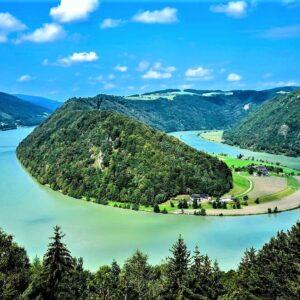 Donau Schlinge Schloegen