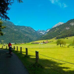 Tauernradweg - Fietsvakantie in de Alpen