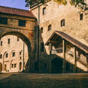 Burcht Burghausen