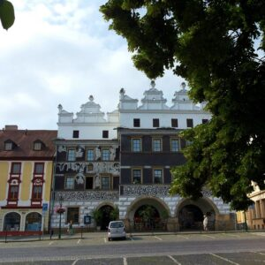 Litomerice - Oude stad