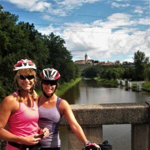 Melnik - fietsen van Praag naar Dresden - Elberadweg