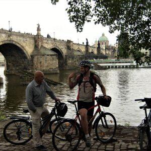Fietsen van Praag naar Dresden - City Bike Tour