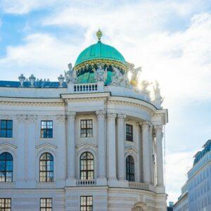 Hofburg Paleis - Wenen