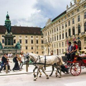 Wenen historisch centrum