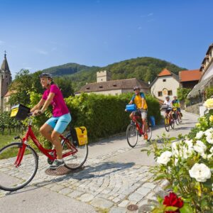 fietsvakantie Passau - Wenen