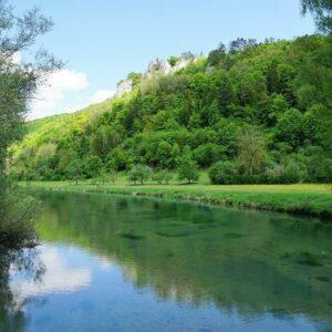 Blaubeuren Donau Duitsland