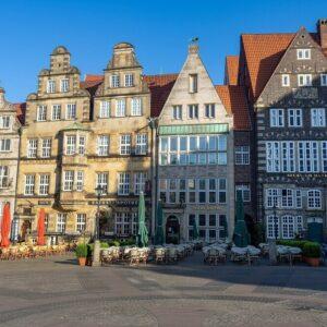 Bremen - historisch centrum