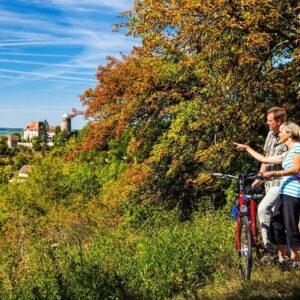 Colmberg - fietsvakantie Altmühltal