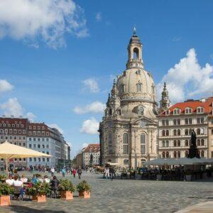 Dresden historisch centrum
