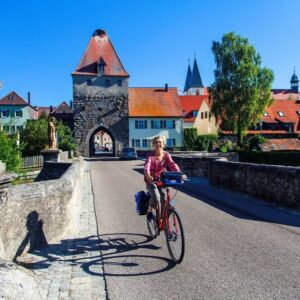 Herrieden - fietsvakantie Altmühltal
