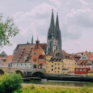 UNESCO-stad Regensburg