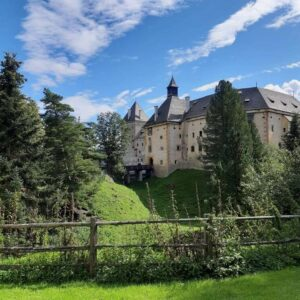 Schloss Moosham - Murradweg