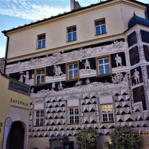 Mikulov - Renaissance huis