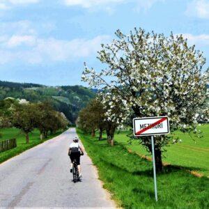 UNESCO fietsreis Tsjechië - onderweg
