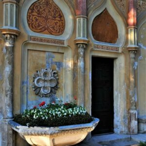 Detail Lednice - Valtice - UNESCO